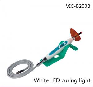 China VIC-B200B Best selling dental clinic supplies wire led curing light resin cure machine portable dental unit on sale