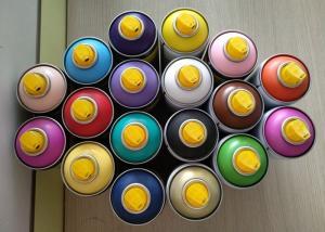 China High Covering Graffiti Matt Colors Spray Can For Street Art And Graffiti Artist on sale
