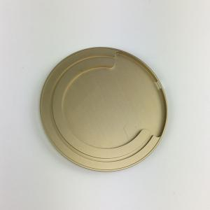 China China CNC Machining Custom Wireless Charger Metal Base for Iphone in Aluminum Brass Polished or Anodized on sale