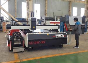 China 500W Laser Tube Cutting Machine for Sale Tube Pipe Laser and metal Cutting Machine on sale