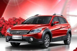 China 2014 Dongfeng Sedan H30 Cross Passenger Car on sale