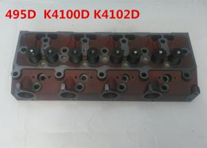 China Cylinder head for Weifang Ricardo engine parts of 295/495/4100/4105/6105/6113/6126 on sale