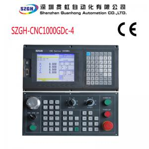 China 4 Axis CNC Grinder Controller PLC Control System For Spheric Grinding Machinery on sale