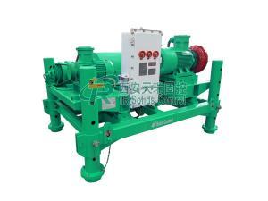 China 2200r/min Oilfield Centrifuga Decanter , Oil Treatment System Sludge Centrifuge on sale