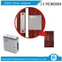 Home security gsm smart door alarm open/close door alarm insert sim card rf-v13