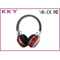 Wireless Noise Cancelling Headphones , Bluetooth Stereo Headphones Headband Style