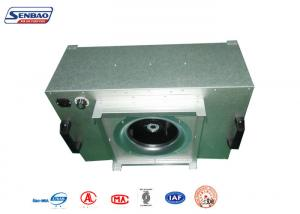 China Class 100 Hospital Clinic Operating Room Exhaust Fan Filter Unit with Hepa Filter on sale