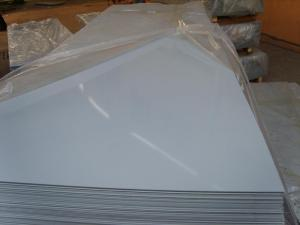 Quality hot dipped JIS G3312, ASTM A792, CGCC, DX51D AZ PVDF Pre-painted Steel Sheet / Sheets for sale