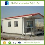 Cheap export mini 1 bedroom eco friendly mobile homes design 28.91m2