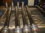 Fire Resistant Ceramic Coated Thermal Spray Coatings TNOCA02 8043 540˚C