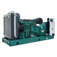 500kw 50hz Volvo Open Type Diesel Generator Soundproof With AMF / ATS