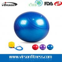 Wholesale Anti-Brust Gymnastic Various Colors PVC Gym ball