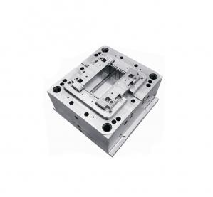 China PV PC ABS PP PE PU TPR Plastic Injection Mold Making Hair Sticky Device Plastic Parts on sale