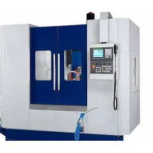 Heavy Cut Taiwan Spindle Horizontal CNC Machine Anti Collision Design