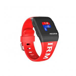 China Free samples fashion sport Led silicon digital watch on sale