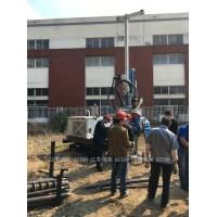 China Enviroment Protecting and Water Well Drilling Rig QY - 100L on sale