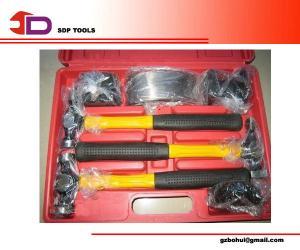 China 7pcs Car Body Repair Tool Set Car Paint Spraying Equipment on sale