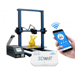 China GEEETECH Open Source DIY A30 3D Printer With Large Printer Area Colorful Touch Screen Break-resuming 3D Printer on sale