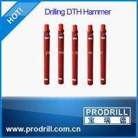 Medium to High Air Pressure Down Hole DTH Hammer