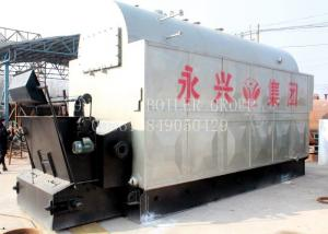 China High Efficiency Coal Fired Steam Boiler Biomass Steam Boiler Low Pressure on sale