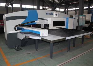 China High Speed CNC Punch Press Machine 30 ton with Oi-PO CNC Control System on sale