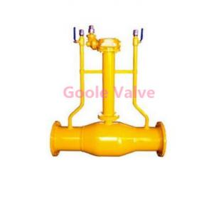 China Gas exhaust ball valve on sale