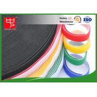 Printing double sided adhesive hook and loop , Die Cut 20MM - 100MM Hook and Loop Fastener Roll