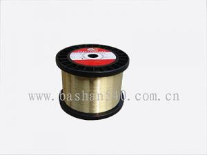 China DIN160, DIN200 EDM brass wire used on low speed wire cutting machines like Agie-charmilles, Sodick, Mitsubishi, Makino,f on sale