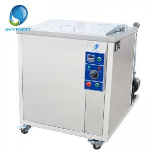 China Fast Degreasing 78L Ultrasonic Cleaning Machine , Industrial Ultrasonic Parts Cleaner on sale