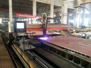 China 50mm CNC plasma cutting machine for sale on sale