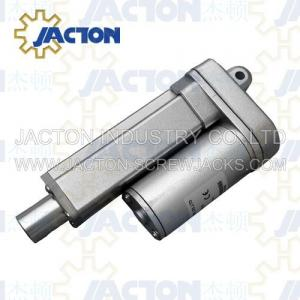 China JMN3 Micro Linear Actuator 12V 24V Motor Electric Miniature Actuators 2 4 6 8 10 12 on sale