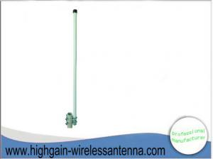 China 1920 - 2170 MHz 3G Mobile Base Station Fiberglass Omni Antenna Bandwidth 250 MHz on sale