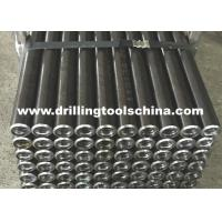 Hydrological Threaded Drill Rod Steel 54mm OD With ISO 9001 Certification