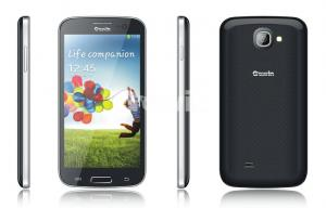 China Four frequency Dual Core Smartphones with 16G TF card and Dual SIM on sale