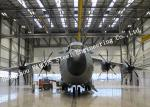 Customized Design Aircraft Hangar Buildings With Sliding Doors And Sandwich Panel Systems