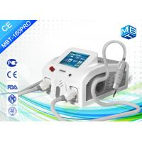 Multifunctional Nd OPT SHR Hair Removal Machine With RF lift 2500w