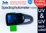 3nh SCI SCE Plastics Cars PC Household Appliances Color Matching Spectrophotometer