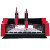 Linear ATC Cnc Stone Carving Machine , High Precision Stone Engraving Equipment