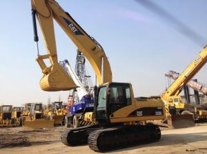 China 325DL  325D second hand caterpillar used excavator for sale track excavator construction digger for sale on sale