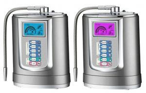 China Negative Ion Hydrogen Portable Alkaline Water Ionizer 3 Plates / 5 Plates , 3000L - 12000L on sale