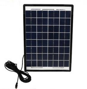 China Photovoltaic Multicrystalline Solar Panels , Miniature Solar Panels For Home on sale