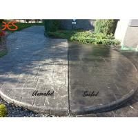 Acrylic Type Water Based Concrete Sealer In Transparent High Glossy Ph 8.5 - 9.5
