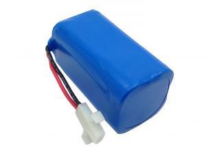 China 18650 4S1P 3000mah 14.8V Li Ion Battery Pack , Led Light / Ebike Battery Pack on sale