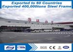 China Convinient Installation Prefab Metal Storage Buildings , Structural Metal Framing wholesale