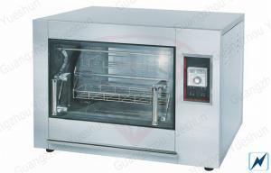 China 鶏、肉、アヒルのための携帯用電気Rotisserieのオーブン on sale