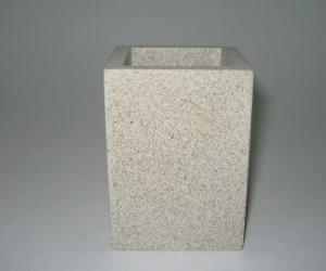 China 砂の終わりの浴室のタンブラーの多樹脂 on sale