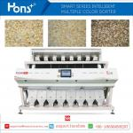 New Serials Model Lily Scarp CCD Colour Sorter With White Body