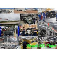 Overseas Car Assembly Plant For Demonstration , Vehicle Assembly Plant