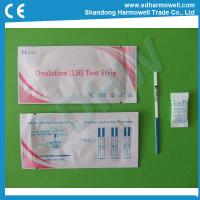 Best selling one step rapid urine test lh ovulation test for home use