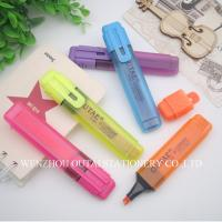 Multi-color Classic highlighter Marker Pen Fluorescent Pen For Office And School OT-803